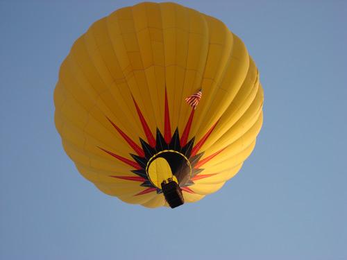 Balloon Rides in Columbus OH